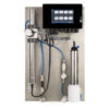 Online water monitoring NTU/FTU, NO3, TOC, DOC, NH4, pH, Temp, Alarms,