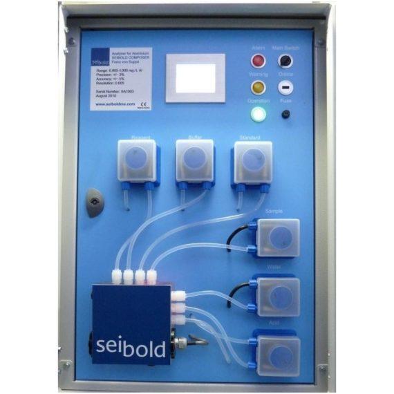 Water Analyzer - Seibold